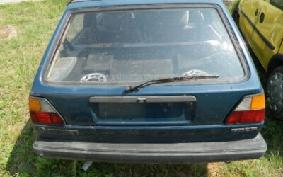 """Преузимање одузетог аутомобила марке """"VW Golf"""" у Петрову"""