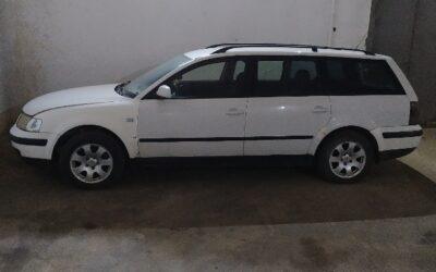 """Преузимање одузетог возила марке """"VW Passat"""" у Прњавору"""