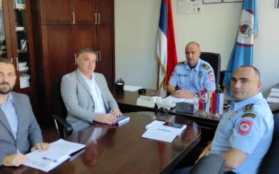Састанак представника Агенције за управљање одузетом имовином и Полицијске управе Приједор